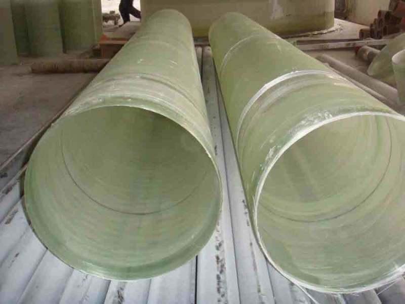 化工缠绕管道玻璃钢
