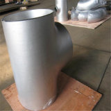 广州不锈钢三通管件加工DN500大口径对焊三通