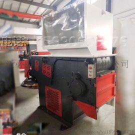 环保型600单轴撕碎机噪音低小胶头料粉碎机