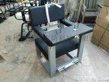 方管不鏽鋼審問椅 XD1 不鏽鋼審訊椅