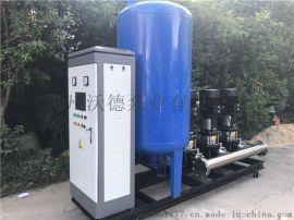 惠沃德不锈钢多级泵WD-IQ老旧水池改造供水泵