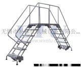 ETU易梯优 双通道平台梯 双面平台梯 桥式跨梯 可两侧攀爬
