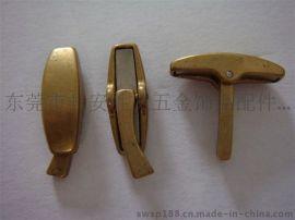 厂家直销13-19MM铜袖扣脚