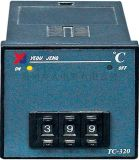 友正電機TC-320導軌式安裝指撥溫度控制器 48*48