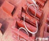A13双螺栓管夹(保冷管用)