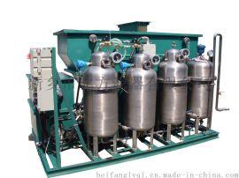 深度处理油水分离设备厂家定制生活污水深度处理