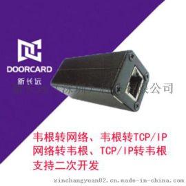 新长远TCP/IP转WG26/34转换器