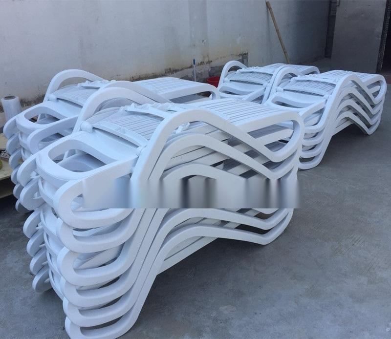 广东户外沙滩躺椅 沙滩椅生产厂家