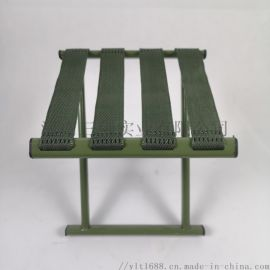 钓鱼凳折叠凳野营小马扎排队火车凳户外烧烤凳金属马扎