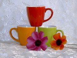 陶瓷色釉杯