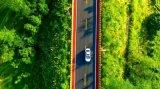 单县彩色沥青路面铺设单县小区彩色道路施工