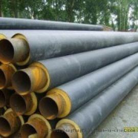 聚氨酯热水直埋保温管,聚氨酯小区输送热水管道