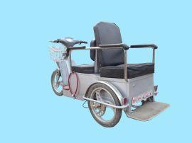 新型双人特种电动三轮车