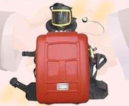 HYZ4型HYZ2型隔绝式正压氧气呼吸器