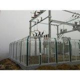 沃达直供变电站框架护栏网 电力隔离网 铁网围栏 防护网