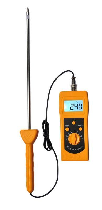 供應乾花茶水分測試儀DM400C