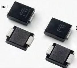 瞬态二极管SMCJ250CAA力特Littelfuse贴片式双向TVS二极管250V
