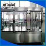 灌装机液体生产线  纯净水三合一灌装机