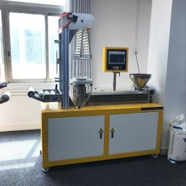PE实验吹膜机、PVC塑料吹膜机、三层共挤吹膜机