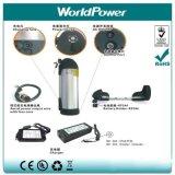 电动车锂电池 36V 8.8Ah 水壶式电动自行车电池