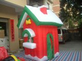 CS-0120圣诞屋