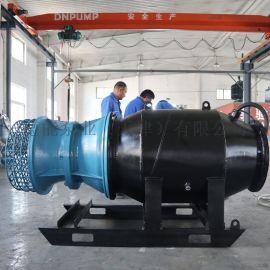 500QZB-50卧式潜水轴流泵