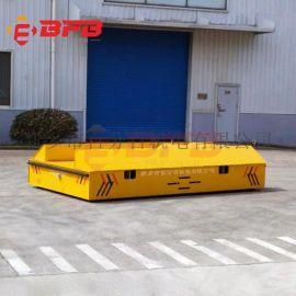 环氧地坪100吨电动地爬车 低压电动平车