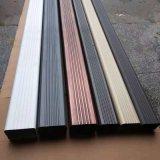 廣州方形鋁合金下水管規格有現貨