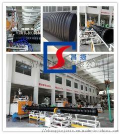 200-1200mmHDPE克拉缠绕管生产线