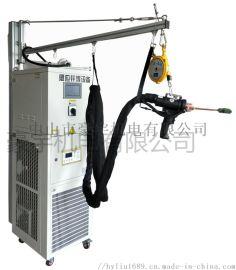 异种金属异形配件焊接机 高频钎焊机