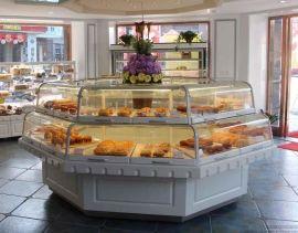 面包柜,烤漆面包柜,欧式面包展示柜