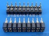 2.54 IC Socket 雙排圓孔