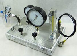 浮标式氧气吸入器检定台