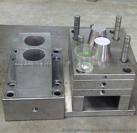 广东、上海、浙江注塑模具加工---塑料杯模具