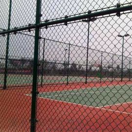 运动场地隔离围挡网 球场防护网  体育场护栏网
