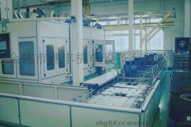 制造零件超声波清洗机 工业清洗机 超声波清洗机 机械手清洗机
