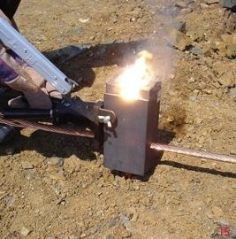 北京放热焊接用石墨模具上海火泥熔接