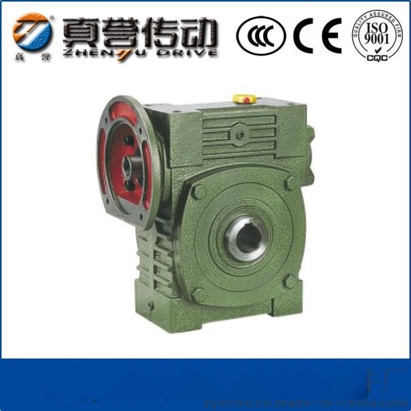 真誉传动WPWDK40蜗轮蜗杆减速机WP减速机低价**减速器