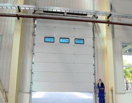湖北工业门/工业提升门厂家-工业提升门价格