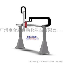 桁架式工业机器人之工业机器人驱动方式