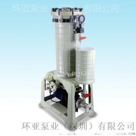 AX-208化学药液过滤机 过滤机特点 过滤机用途 深圳过滤机