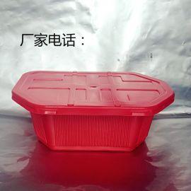 耐高温双层自热米饭盒