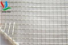 翰隆透明PVC夹网布 PVC透明夹网布 文件袋