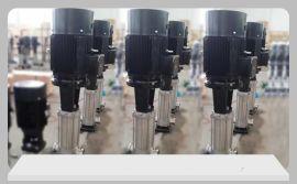 厂家生产管道立式多级泵 管道泵 轻型QDL不锈钢泵