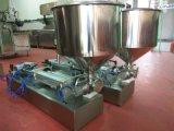 廠家供應小型液體灌裝機 膏液兩用半自動灌裝機 高精度充填機