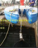 專業供應FJB浮筒式潛水攪拌機,針對一些面積較大、池深較深的方形或圓形池而設計開發的新一代攪拌設備