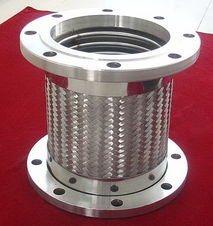 供应JGJ41W精工不锈钢法兰金属波纹管苏州精工金属软管上海精工法兰金属管