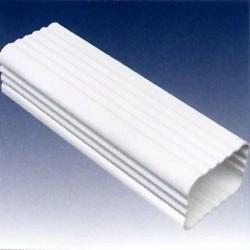 PVC100*80方形落水管塑料方形落水管
