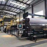 CRCC认证HDPE EVA ECB PVC CPE防水卷材防水板生产线