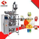 广州中凯厂家直销火锅酱料包装机,大包酱料全自动加热搅拌包装机